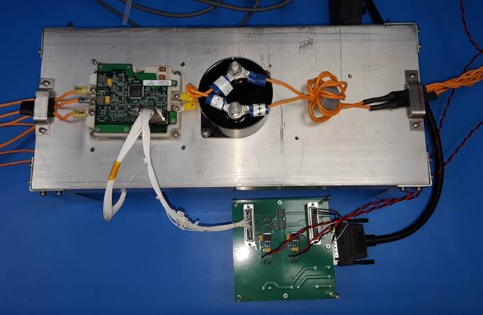 Power Electronics for a more Electric Aircraft