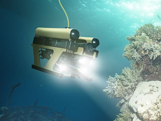 Design and Development of Remote Underwater Vehicles (RUVs)