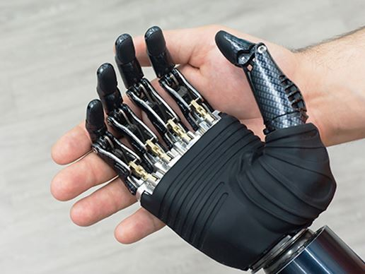 Robotic Prosthesis and Wearable Medical Devices