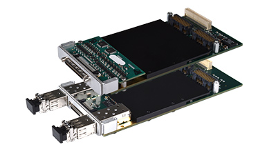 IO333 Reconfigurable FPGA-based I/O module